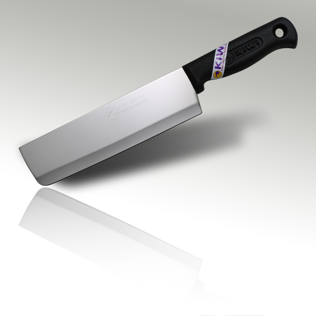 7'' Cook Cleaver Knife Plastic Handle