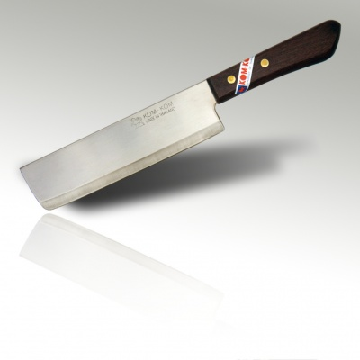 7'' Cook Knife with a hardwood Handle