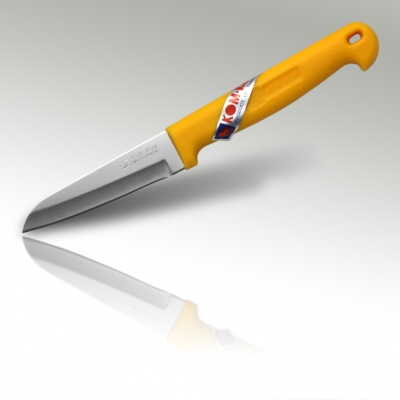 3'' CARVING KNIFE PLASTIC HANDLE