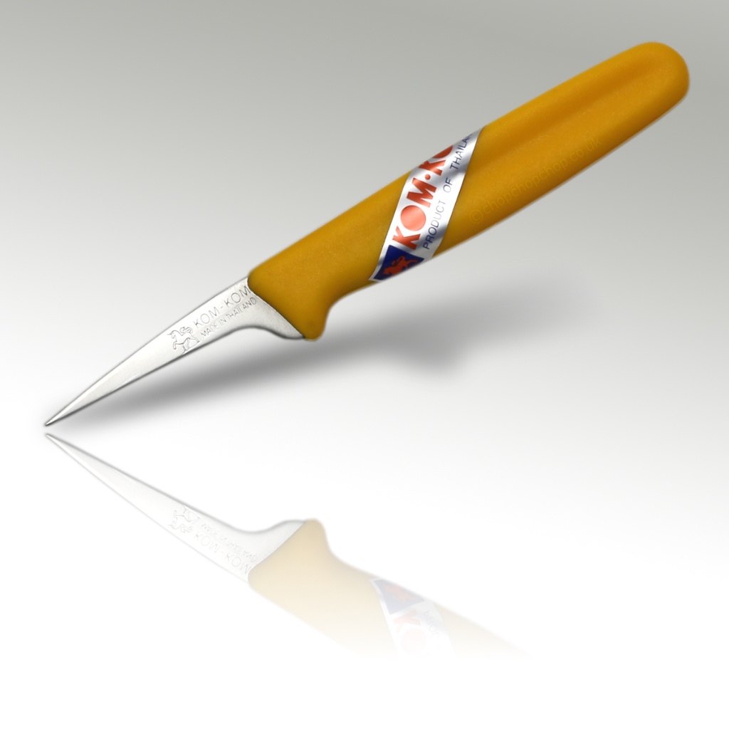 2'' Carving Knife Plastic Handle