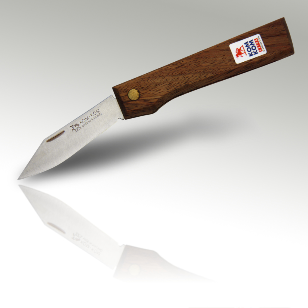 Handy Knife Special Wood Handle