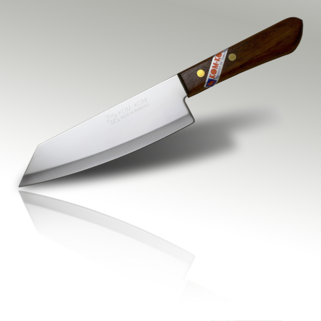 6.5'' Cook Knife Wood Handle