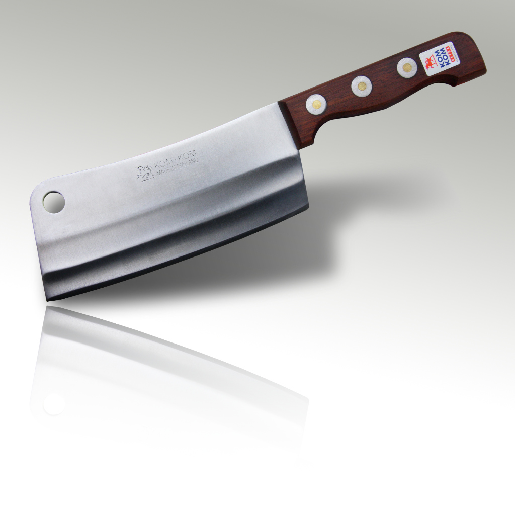 6.5'' Cleaver Wood Handle  (Special Blade)